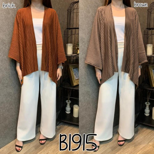 B1915 pleated outer