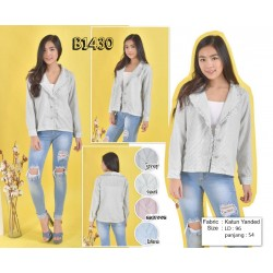 SALE!! B1430 casual blazer