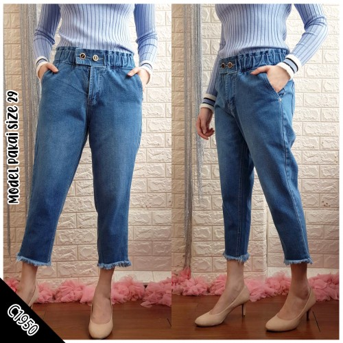 C1950 casual jeans