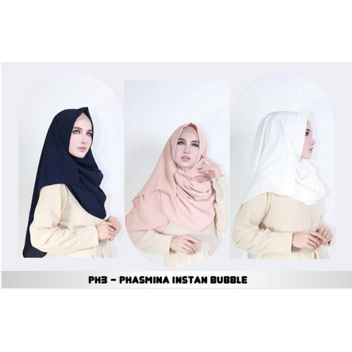 PH3 Pashmina Instan Bubble